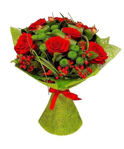 Доставка цветов юбилейный московская область, цветок божья